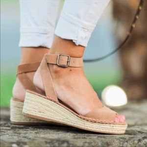 Steve Madden Espadrilles Wedge Sandals